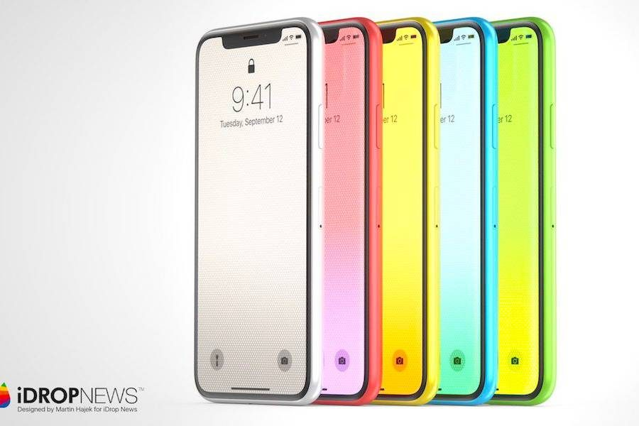 New 2018 iPhone Xs Colors