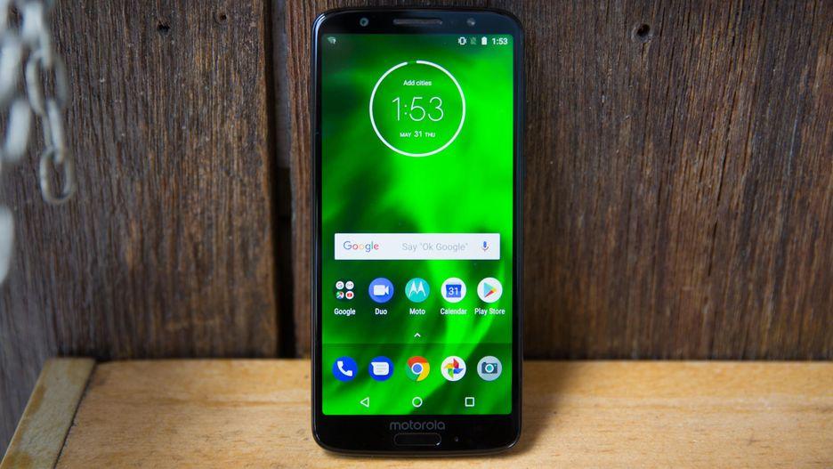 Moto G6 - Best Budget Smartphone of 2018 under $300