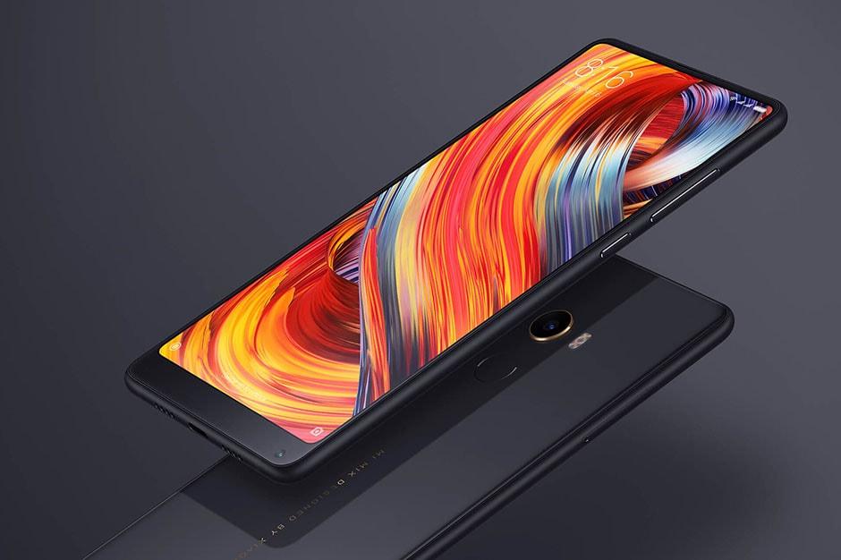 Xiaomi Mi Mix 2 - Top 10 Android phones under $400