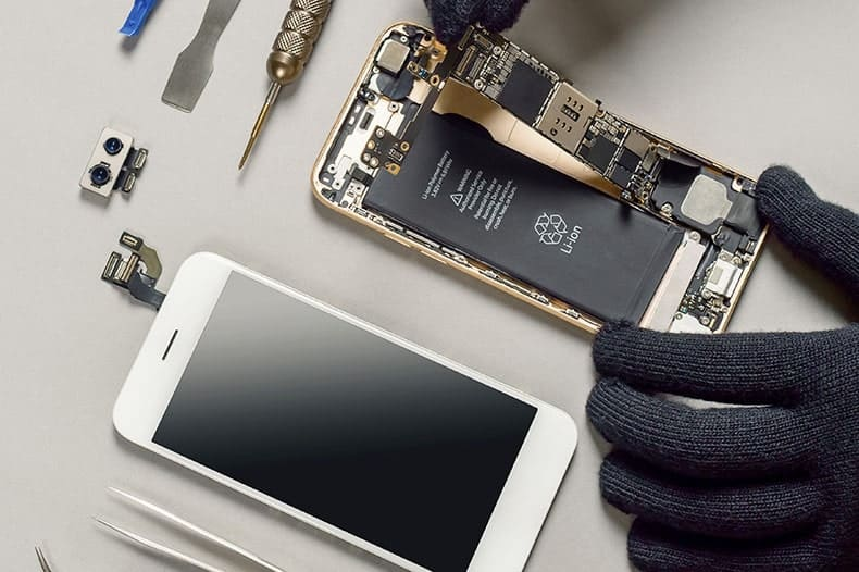 How to replace iPhone battery