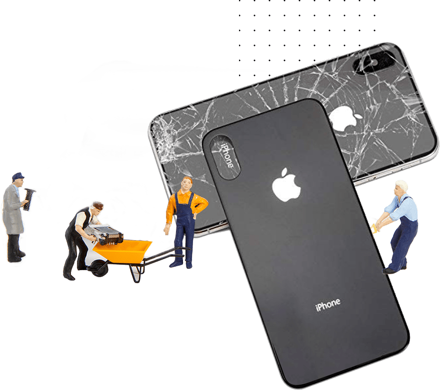 iPhone back glass repair experts you can trust