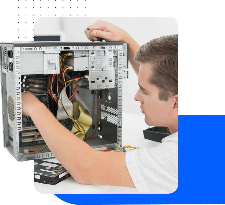 Visit our computer repair shops in NYC